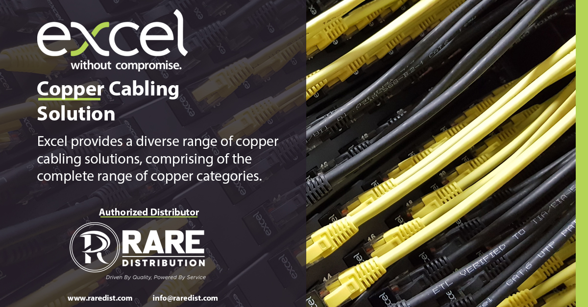 Excel Copper Cabling Solution