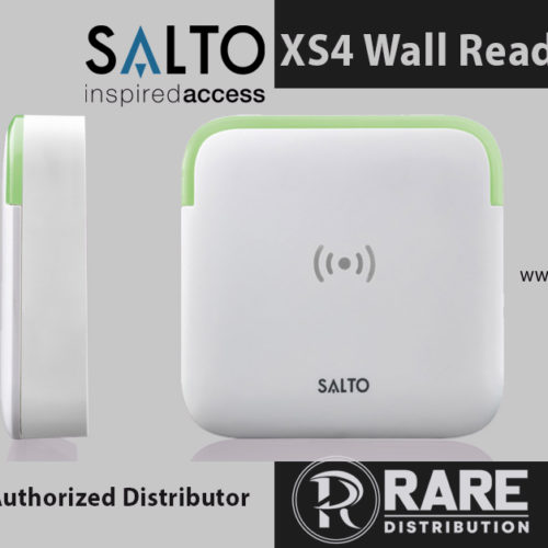 salto XS4 Wall Readers stockists Rare Distribution