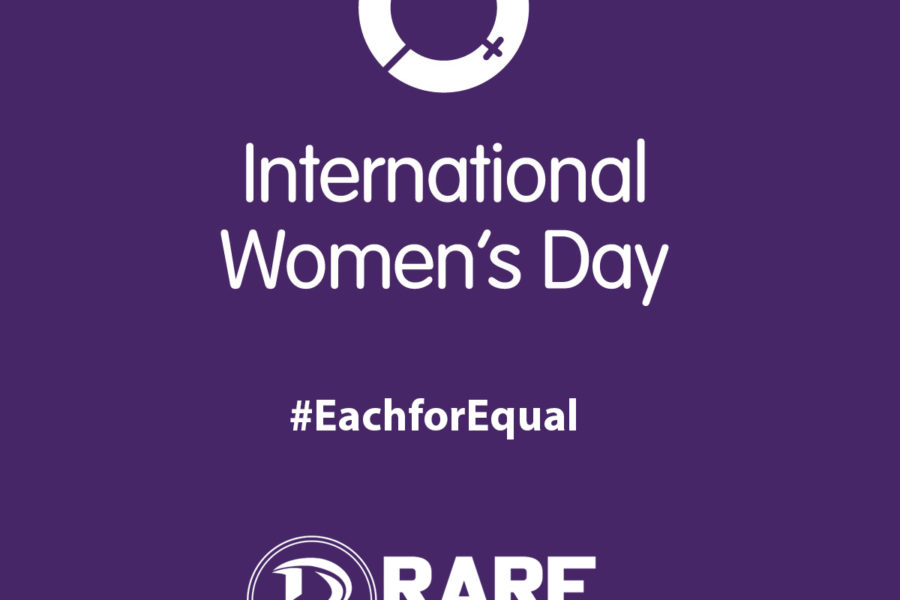 00- InternationalWomensDay-Rare Distribution