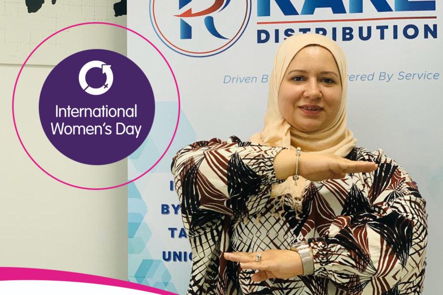 InternationalWomensDay-Rama Zaid