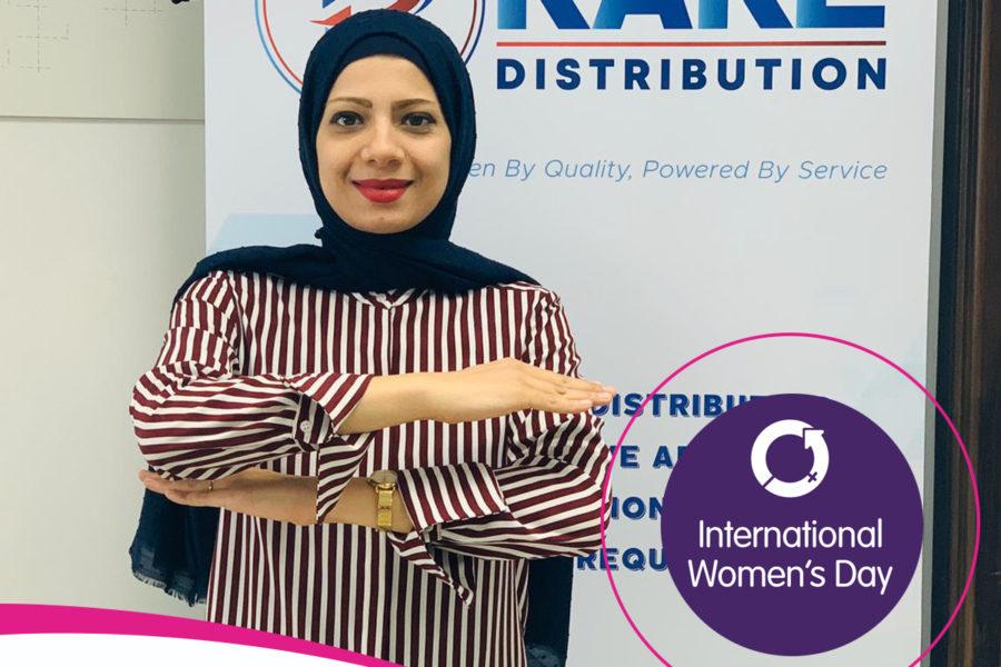 InternationalWomensDay-Yaraa Issa