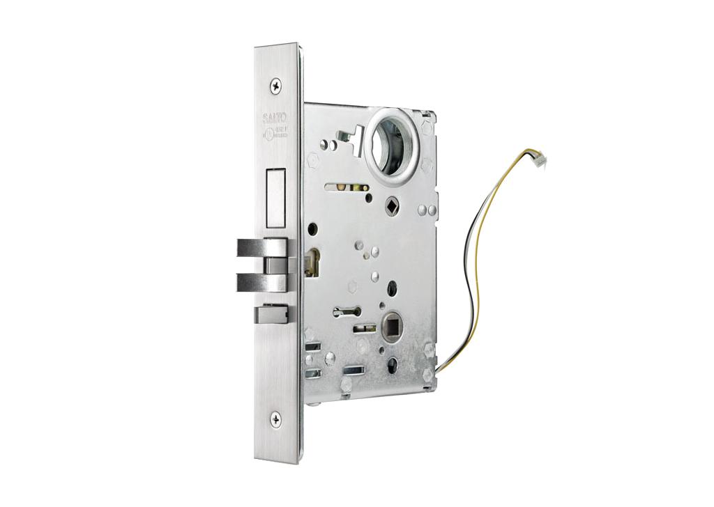 XS4 Mortise locks